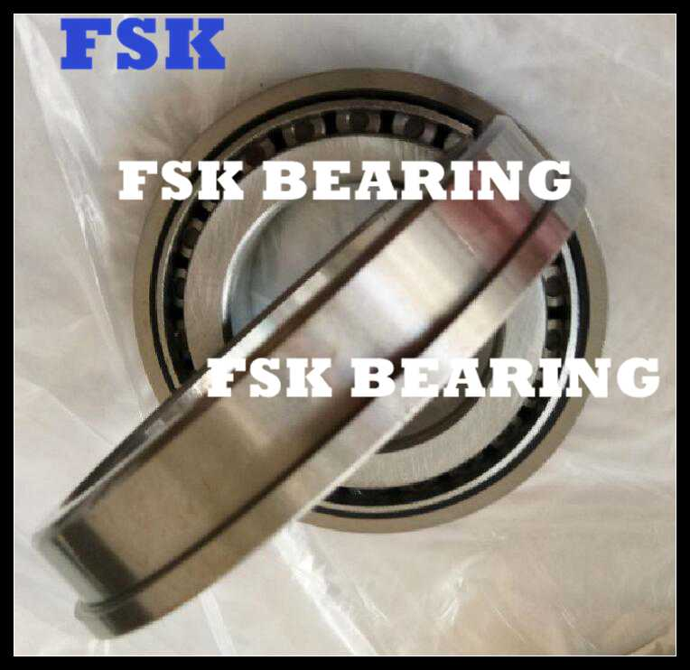 Flange Cup 31597/31520B Tapered Roller Bearing 36.512x76.2x28.575mm