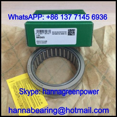 NKS22 / NKS 22 Heavy Duty Needle Roller Bearing 22x35x20mm