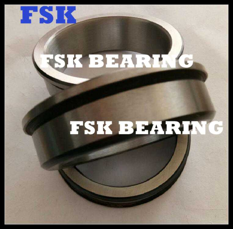 Flange Cup 3382/3320B Tapered Roller Bearing 39.688x80.167x30.391mm