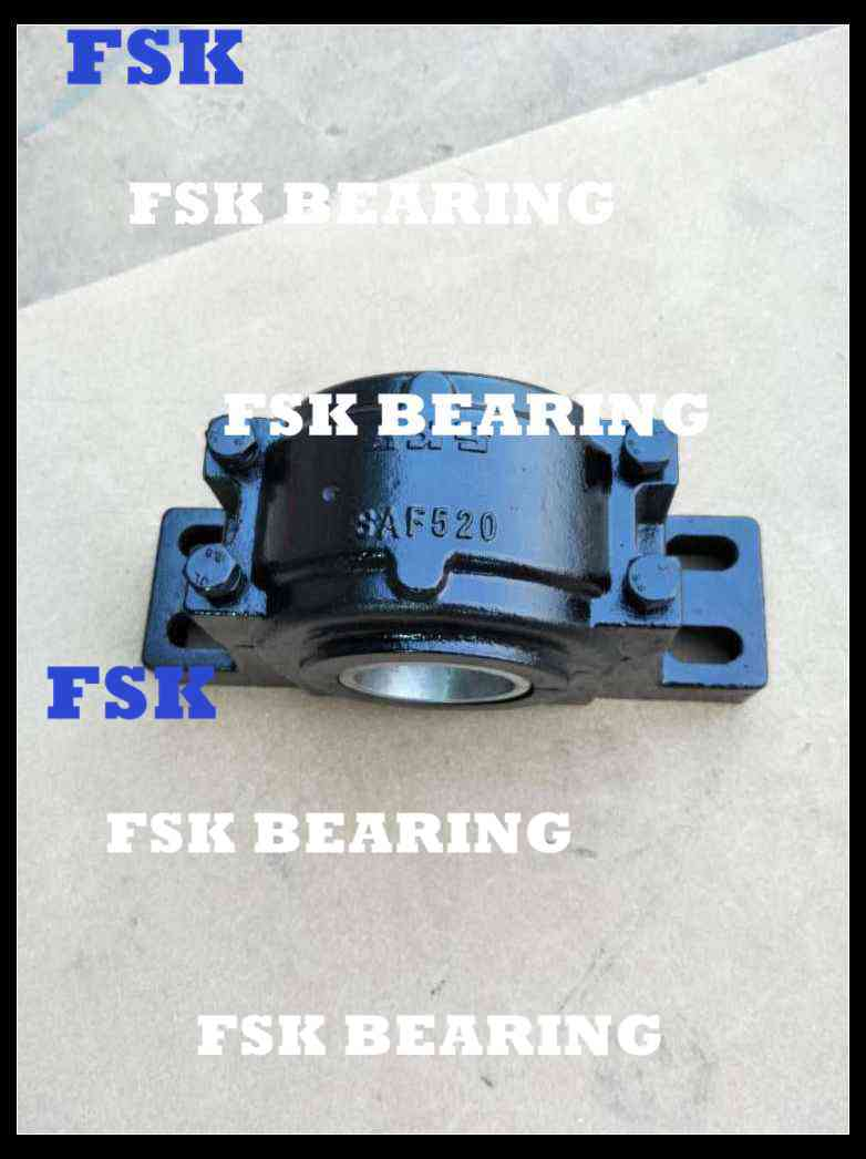 Inched FSAF518 Split Plummer Block Housing 80.96x349x197mm