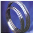 9E-1B20-0641-0571 Four-point Contact Ball Slewing Bearing with External Gear Teeth