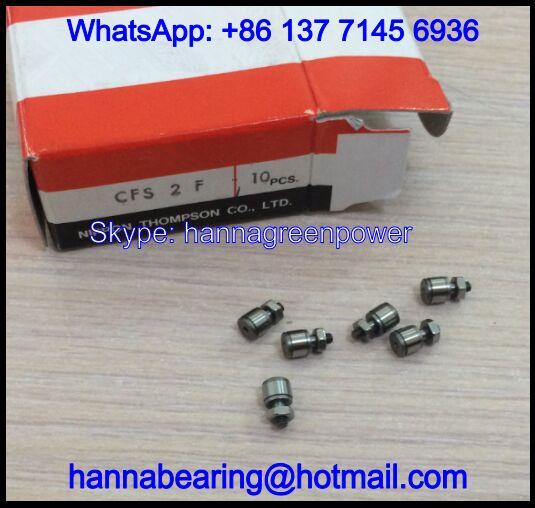 CFS5F Stainless Cam Follower Bearing 5x10x18mm