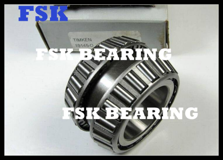 Double Row 17116D/17244 Tapered Roller Bearing 30.162x62x34.925mm