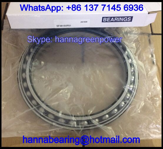 SF4910PX1 Excavator Bearing / Angular Contact Ball Bearing 243x312x33mm