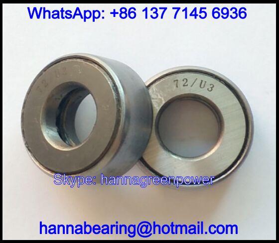 D27 Thrust Ball Bearing / Axial Deep Groove Ball Bearing 53.975x91.288x20.65mm