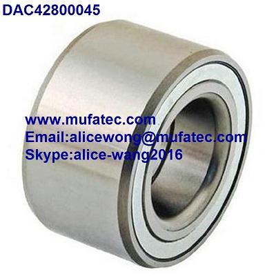 DAC42800045 bearingb 42x80x45mm