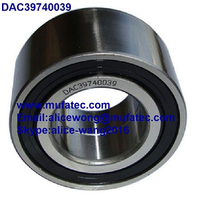 DAC39740039 bearings 39x74x39mm