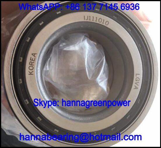 IJ111010 Automobile Bearing / Wheel Hub Bearing 42x78x40mm