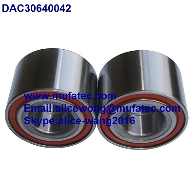 DAC30640042 bearings 30x64x42mm