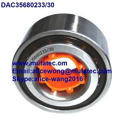 DAC35680233/30 bearings 35x68x23.3/30mm