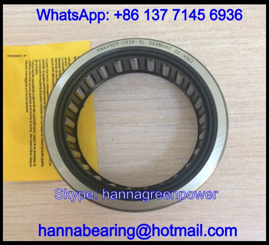RNA4924 Single Row Needle Roller Bearing 135x165x45mm