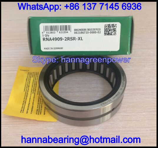 RNA49/28-2RSR-XL Single Row Needle Roller Bearing 32x45x17mm