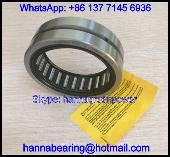 RNA4906-RSR-XL Single Row Needle Roller Bearing 35x47x17mm