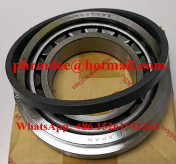 NP697998 Tapered Roller Bearing 85x135x34mm