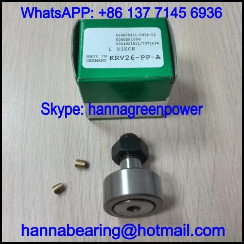 KRV35-PP-A Track Roller Bearing / KRV35PPA Cam Follower 16x35x52mm
