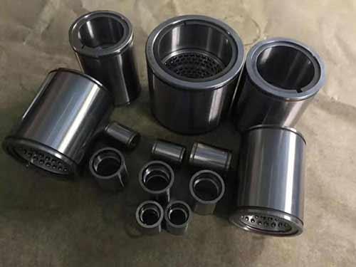 NUTR25 62 bearings 25X62X25mm