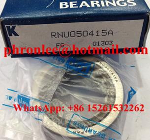RNU050415A Cylindrical Roller Bearing 25x43.5x15mm