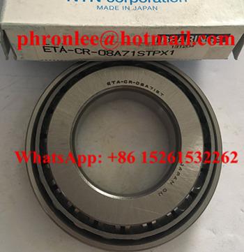 ET-32011X/102STP6XV17 Tapered Roller Bearing 55x102x17.5/24.5mm