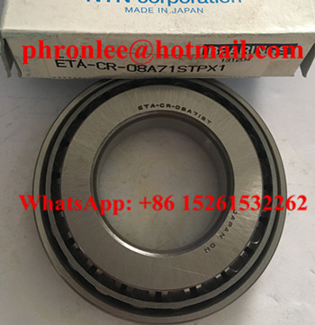 ETA-CR-08A71ST Tapered Roller Bearing 40x80x18mm