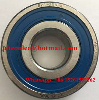 04 16 060N Deep Groove Ball Bearing 25x60x18mm