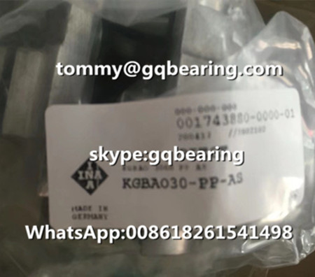 KGBAO25-PP-AS Linear Ball Bearing and Housing Units