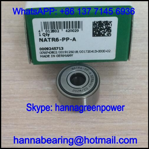 NATR10-PP-A Cam Follower Bearing / NATR10PPA Track Roller Bearing 10x30x15mm