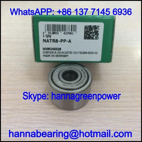NATR25-PP-A Cam Follower Bearing / NATR25PPA Track Roller Bearing 25x52x25mm