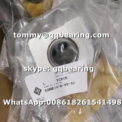 KGHK40-B-PP-AS Linear Ball Bearing and Housing Units
