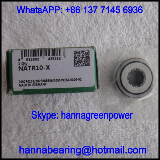 NATR17X Cam Follower Bearing / NATR17-X Track Roller Bearing 17x40x21mm