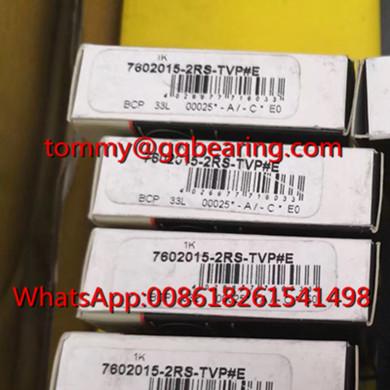7602025-2RS-TVP Axial Angular Contact Ball Bearing