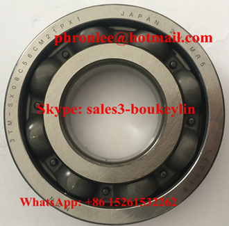TM-SC08A76CS20PX1 Deep Groove Ball Bearing 40x90x20mm