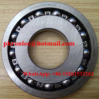 SX05B76 Deep Groove Ball Bearing 26x62x11mm