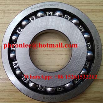 TM-SX05B76NC3 Deep Groove Ball Bearing 26x62x11mm
