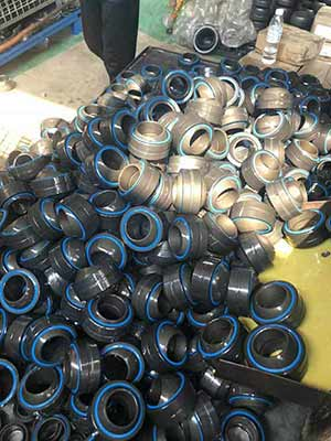 115810 spiral roller bearing 50x92x69mm