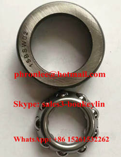 15BSW02 Auto Steering Bearing 16x35x11mm