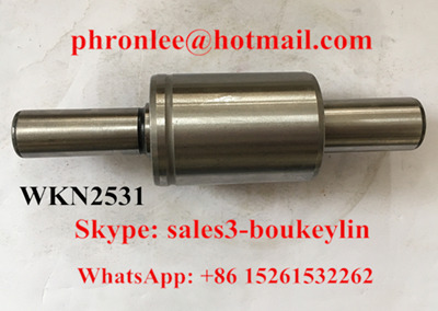 WKN2531 Auto Water Pump Bearing 18.961x38.1x134.9mm