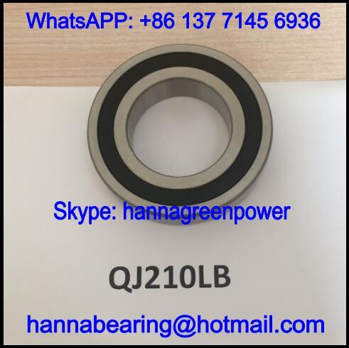 QJ210-2RS / QJ210RS Four Point Contact Bearing 50*90*20mm