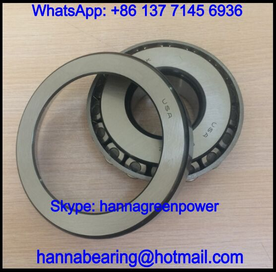 NP635208/NP160764 Automotive Tapered Roller Bearing 80x160x41mm