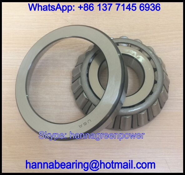 160764 / NP160764 Single Row Tapered Roller Bearing 80*160*41mm