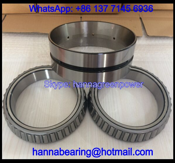 NA439SW-90037 Double Row Tapered Roller Bearing 44.45x95.25x61.915mm
