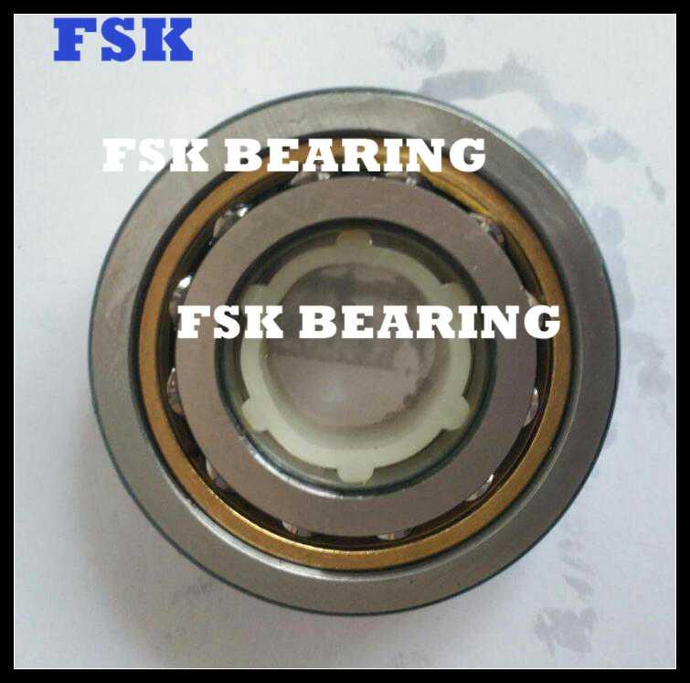 FSKGBrand QJ 1020 N2MA AngularContactBallBearing Without Seal