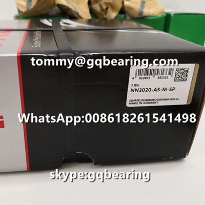 NN3020-AS-M-SP Super Precision Full Complement Cylindrical Roller Bearing