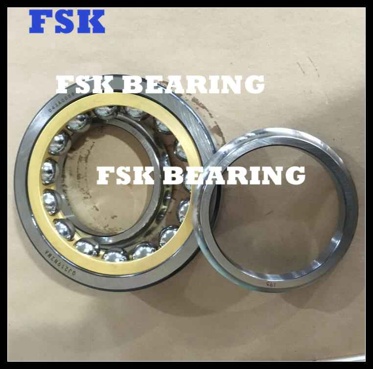 ABEC-5 Quality QJF 1026X1 N2MA Four Point Contact Bearing with Locating Slots