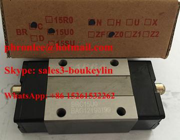 BRD15A0 Linear Blocks/Linear Carriages 15x47x24mm