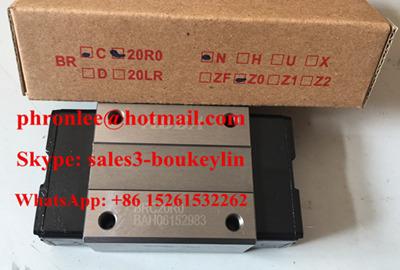 BRH20B Linear Blocks/Linear Carriages 20x44x30mm