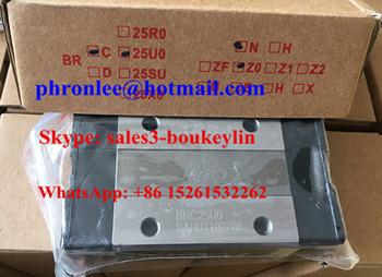 BRD25LX Linear Blocks/Linear Carriages 36x48x110.1mm