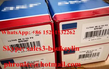 LLTHC 35 U Linear Carriages/Linear Blocks 34x70x48mm