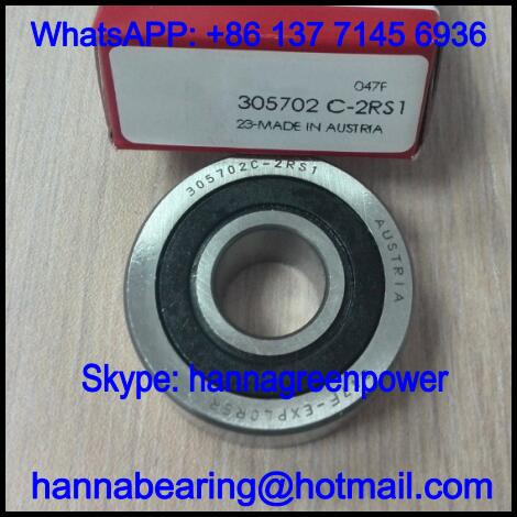 305807C-2RS1 Cam Roller Bearing / Track Roller Bearing 35x80x27mm
