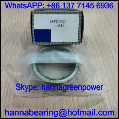RNA5904 Single Row Needle Roller Bearing 25x37x23mm