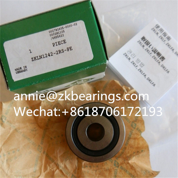 ZKLN4075.2RS Thrust Angular Contact Ball Bearing 40x75x34mm